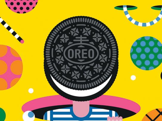 Oreo Outdoor Ad -  Wonderfilled, 10