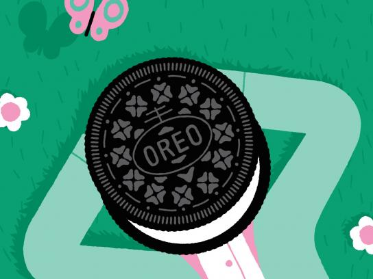 Oreo Outdoor Ad -  Wonderfilled, 7