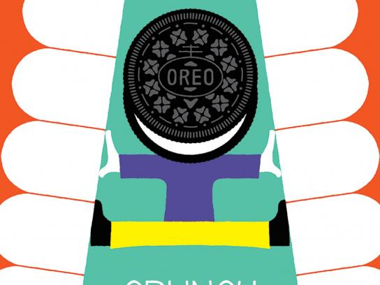 Oreo Outdoor Ad -  Wonderfilled, 9