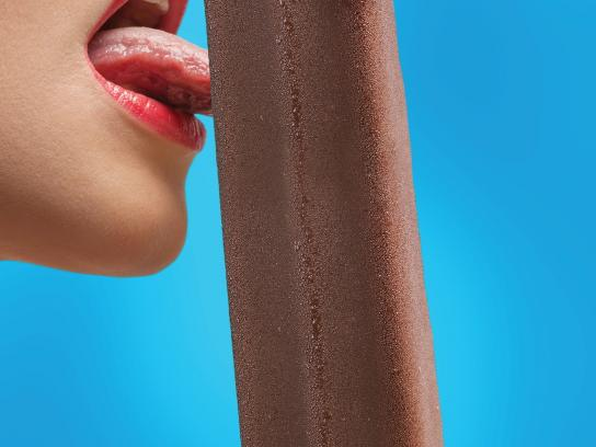Durex Print Ad -  Ice cream bar