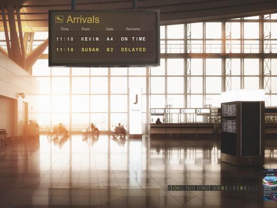 Durex Print Ad -  Arrivals, 1