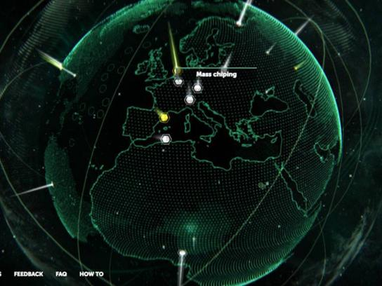 Kaspersky Digital Ad - Earth 2050