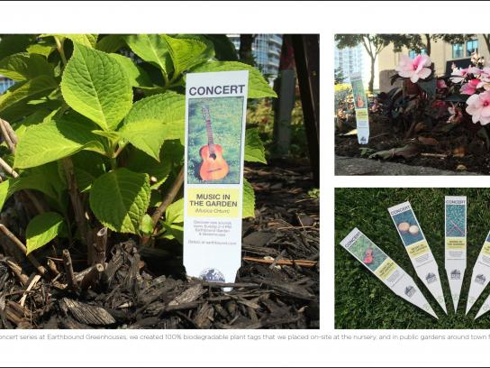 Earthbound Gardens Direct Ad -  Summer concert