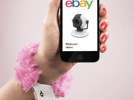 ebay Print Ad -  Webcam