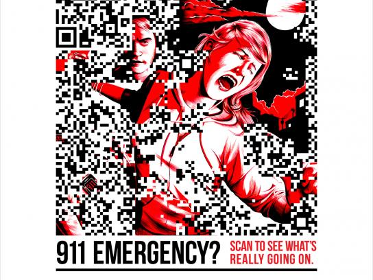 E-Comm 911 Ambient Ad -  911 Emergency?