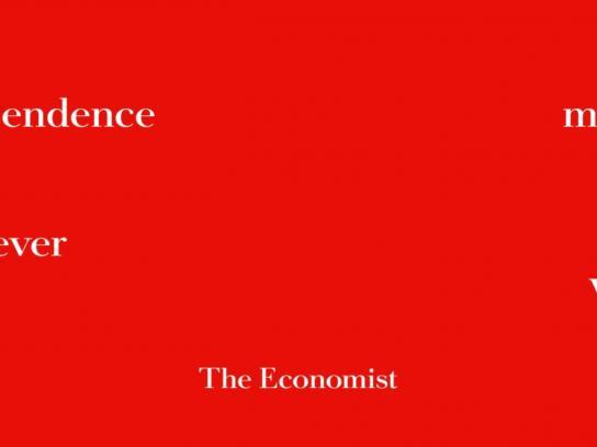 The Economist Print Ad -  Sides