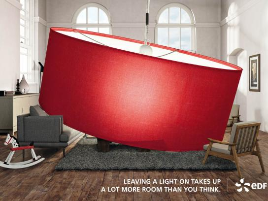EDF Print Ad -  Light