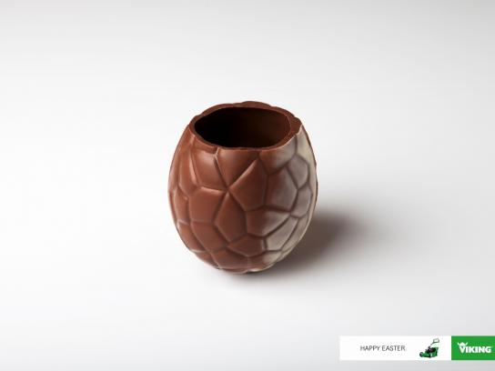 Viking Print Ad -  Happy Easter, 2