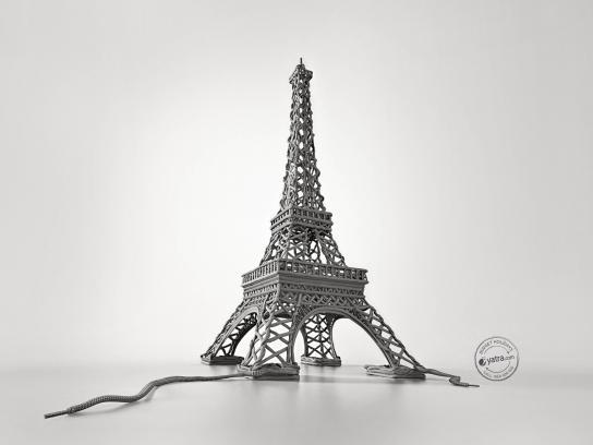 Yatra Print Ad -  Paris