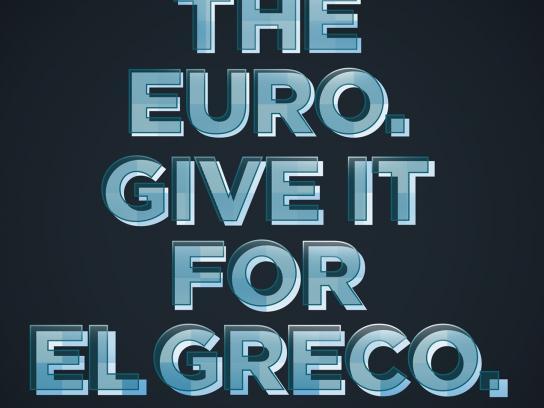 Artinvestor Print Ad -  El Greco