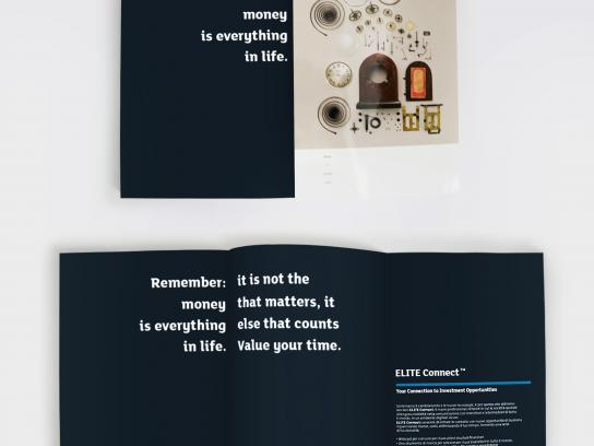 London Stock Exchange Group Print Ad - Value your time