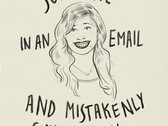 Listerine Print Ad -  Email