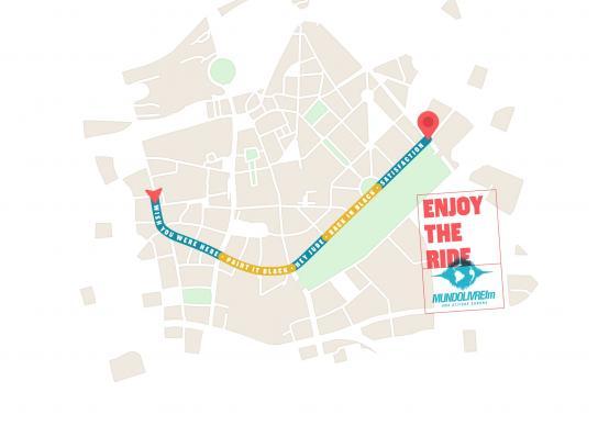 Mundo Livre FM Print Ad - Enjoy the ride, 1