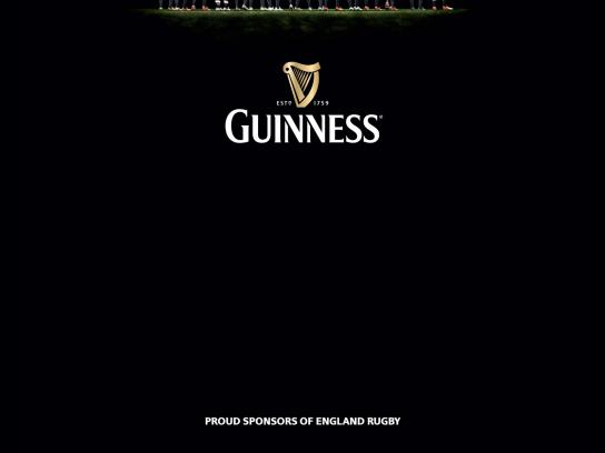 Guinness Print Ad -  Anthem