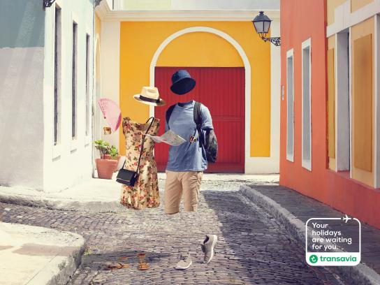 Transavia Airlines Print Ad -  Your holidays are waiting for you, 3