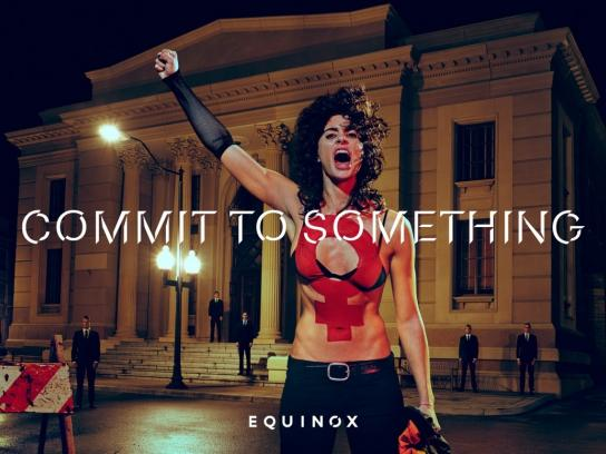 Equinox Print Ad -  Commit to something, 6