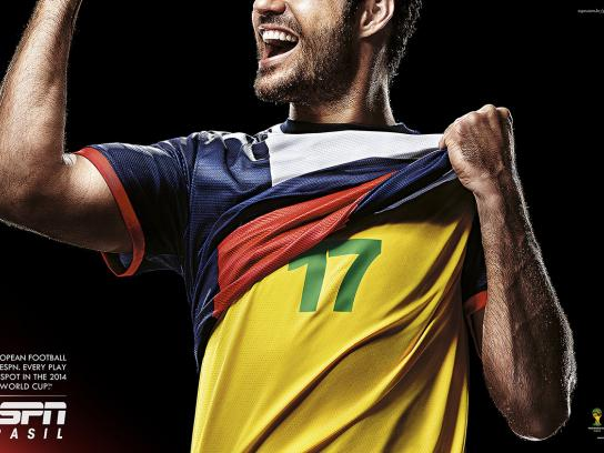 ESPN Print Ad -  European Football, 4