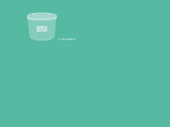 Estra Print Ad -  Botox