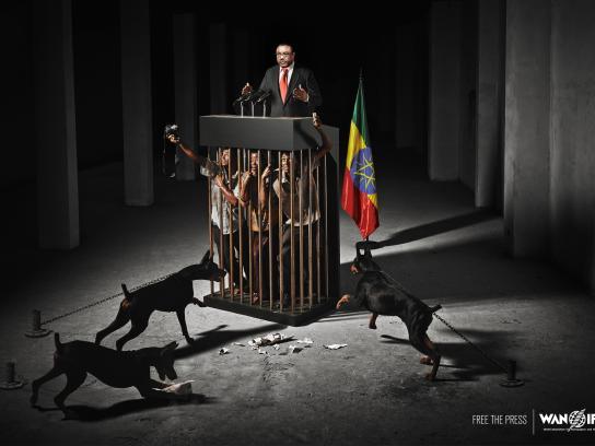 WAN IFRA Print Ad -  Ethiopia