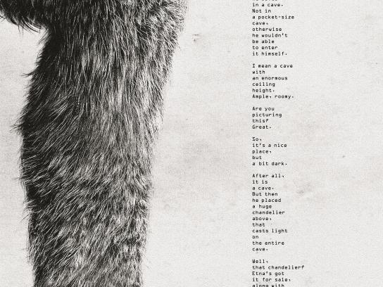 Etna Print Ad - Giant - Print