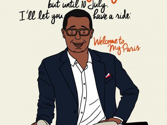 Mayor of Paris Direct Ad - Welcome to My Paris! - Velib