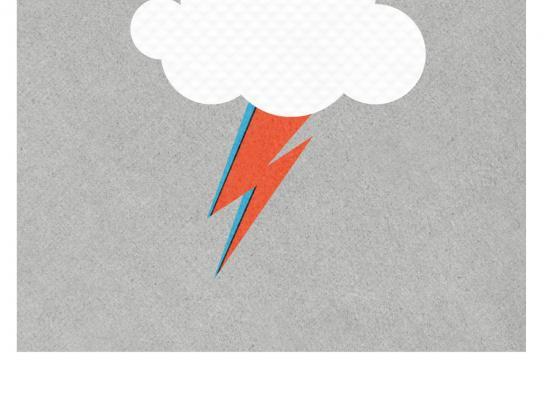 Eurostar Print Ad -  Bowie