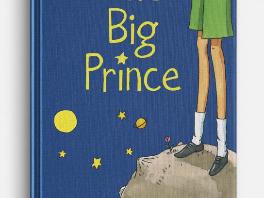 Ex Libris Print Ad - The Big Prince