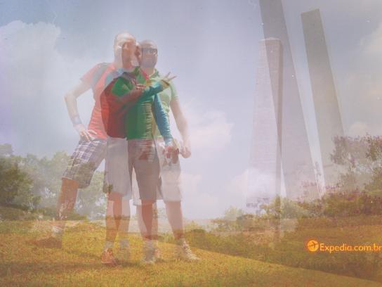 Expedia Print Ad -  Obelisk