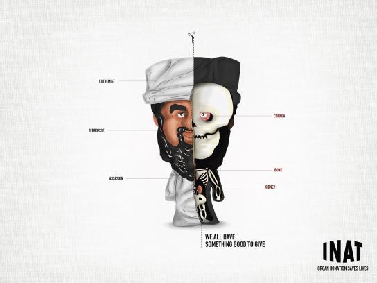 INAT Print Ad -  Extremist