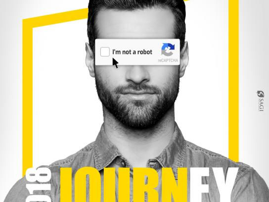 Ernst and Young Print Ad - I'm Not a Robot, 2