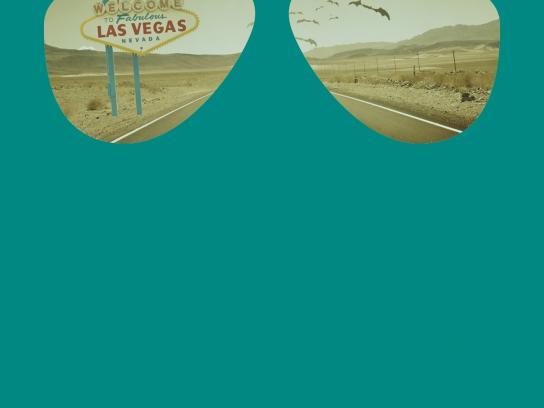 The Sunday Times Print Ad -  Las Vegas