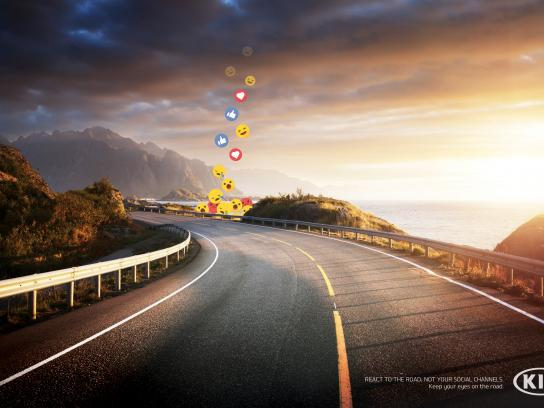 KIA Print Ad - Reactions