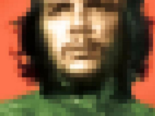 Eyezone Print Ad -  Che Guevara
