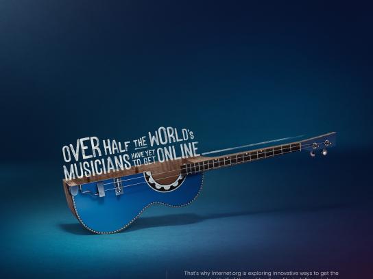 Facebook Print Ad - internet.org - Musicians, Cebu guitar
