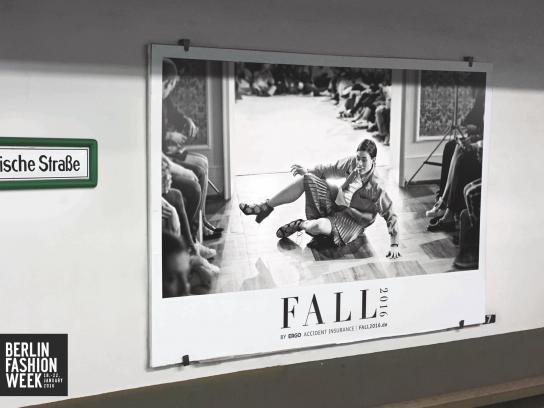 Ergo Insurance Outdoor Ad - Fall 2016, 3