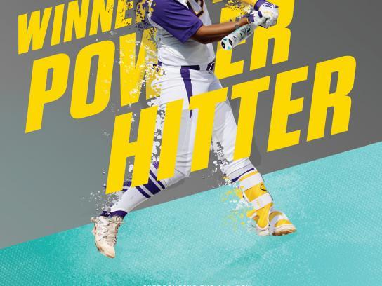Louisville Slugger Outdoor Ad - PXT