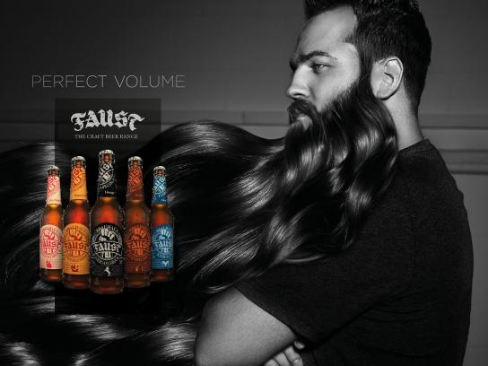 Faust Outdoor Ad - Perfect Volume - Alex