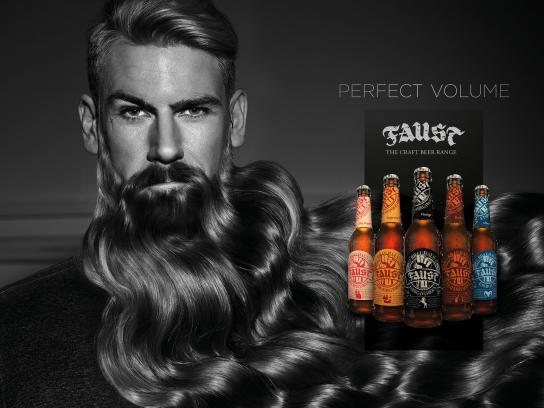 Faust Outdoor Ad - Perfect Volume - Marco