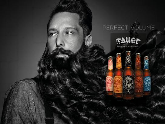Faust Outdoor Ad - Perfect Volume - Sebastian