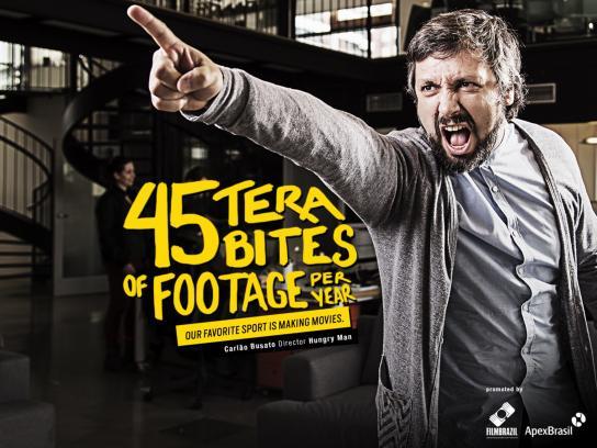 FilmBrazil Outdoor Ad - Carlao Busato
