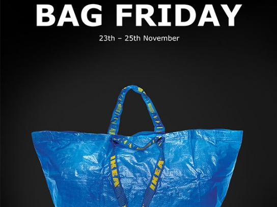 IKEA Digital Ad - Black Friday