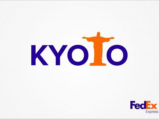 FedEx Print Ad -  Kyoto-Rio