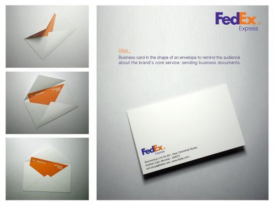 FedEx Direct Ad -  Envelope