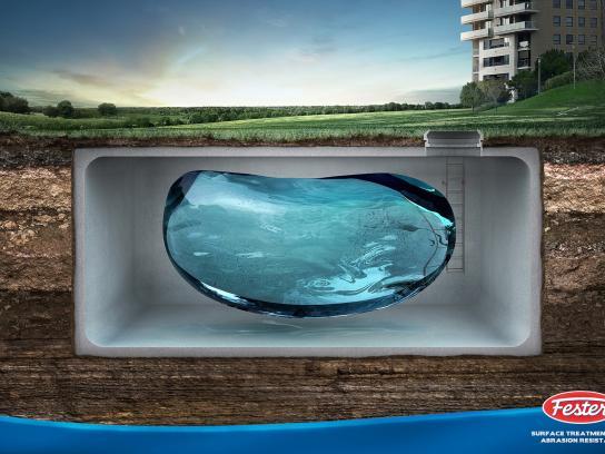 Fester Print Ad -  Cistern