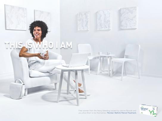 Fibristal Print Ad -  Who