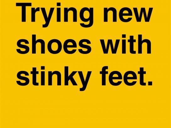 Ficha Limpa Print Ad - New Shoes