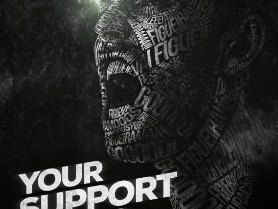 Figueirense Futebol Clube Print Ad - Campanha de Sócios