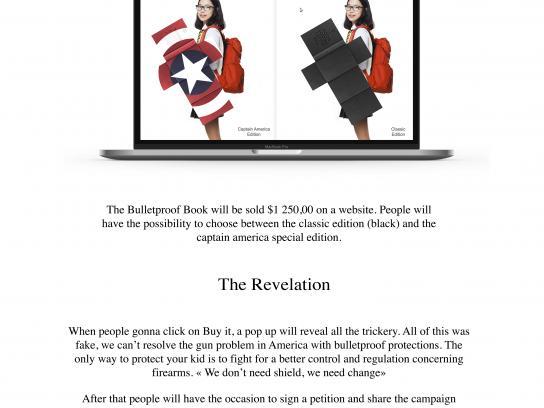 Harper Collins Direct Ad - The Bulletproof Book
