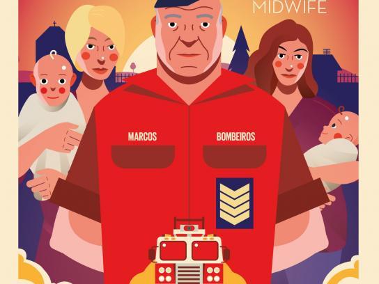 Intermarche Print Ad -  Marcos