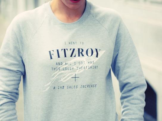 Fitzroy Print Ad -  Tessa